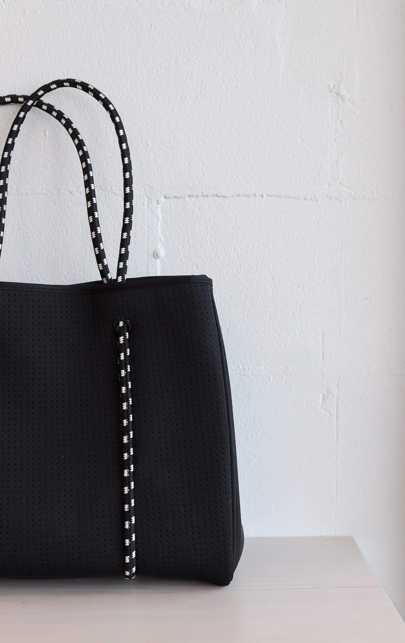 Prene Bags The Classic Tote - Black