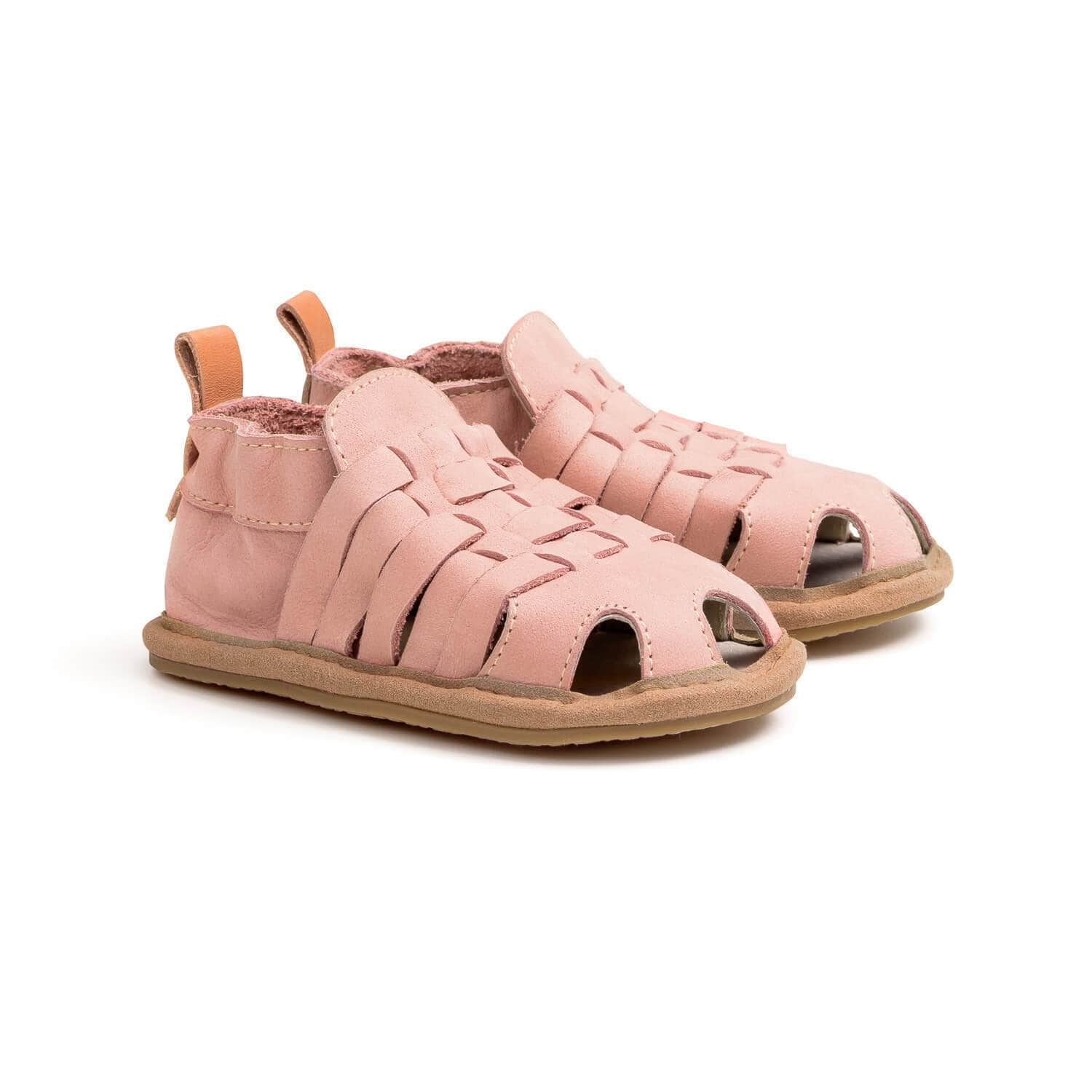 Pretty Brave Riley Sandal- Pink Quartz