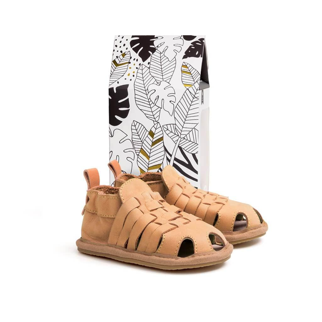 Pretty Brave Riley Sandal- Tan