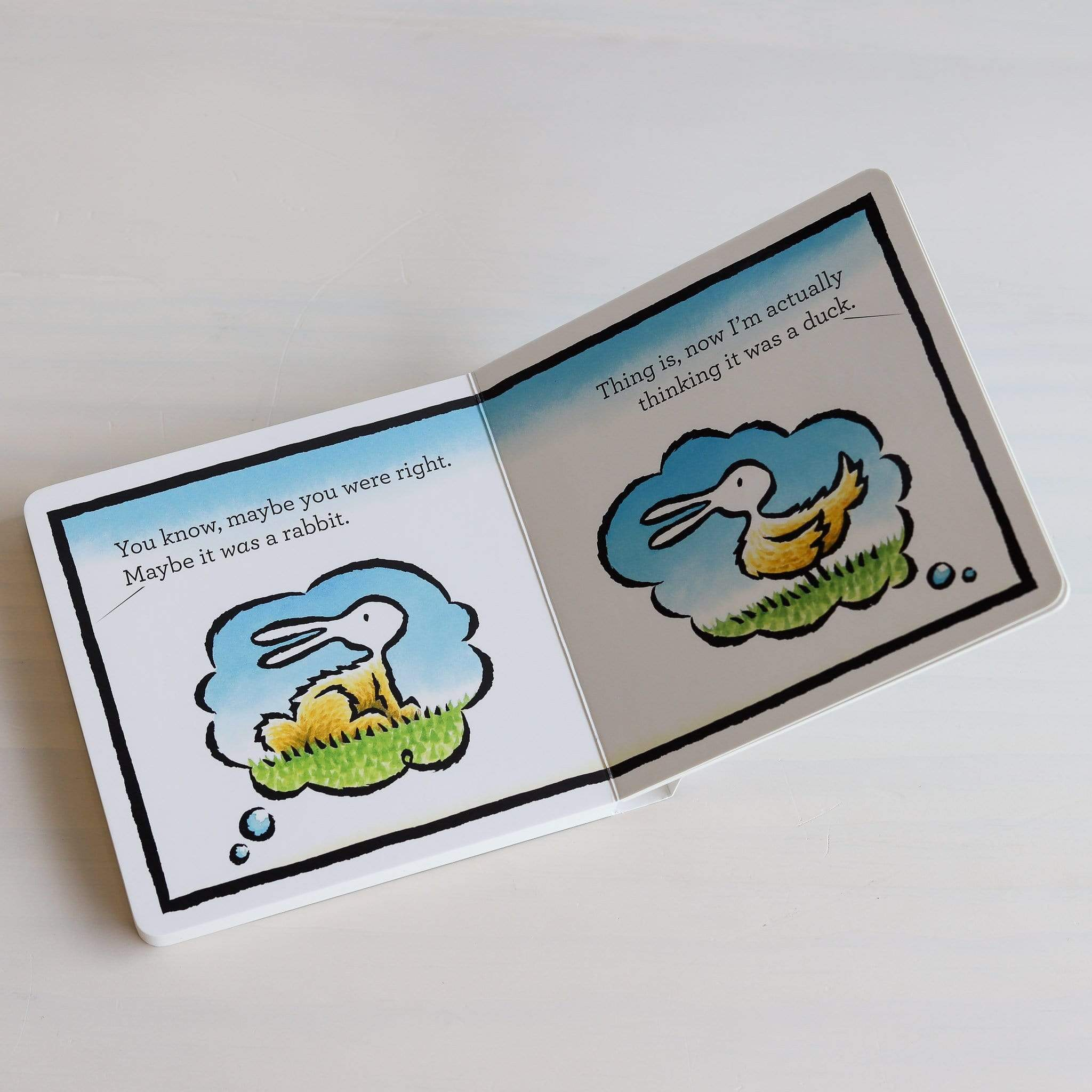 Duck Rabbit - Board Book