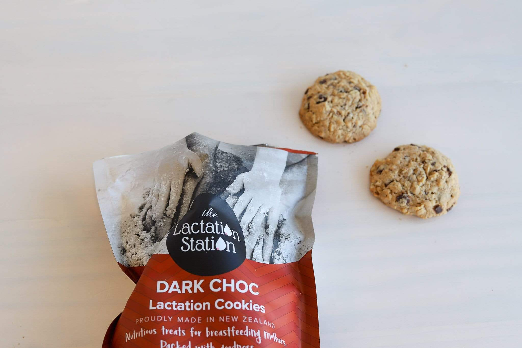 The Lactation Station Lactation Cookies - Dark Chocolate