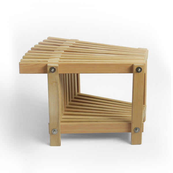 Toby Table in Larch