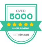 Over 5000 5 Star Reviews