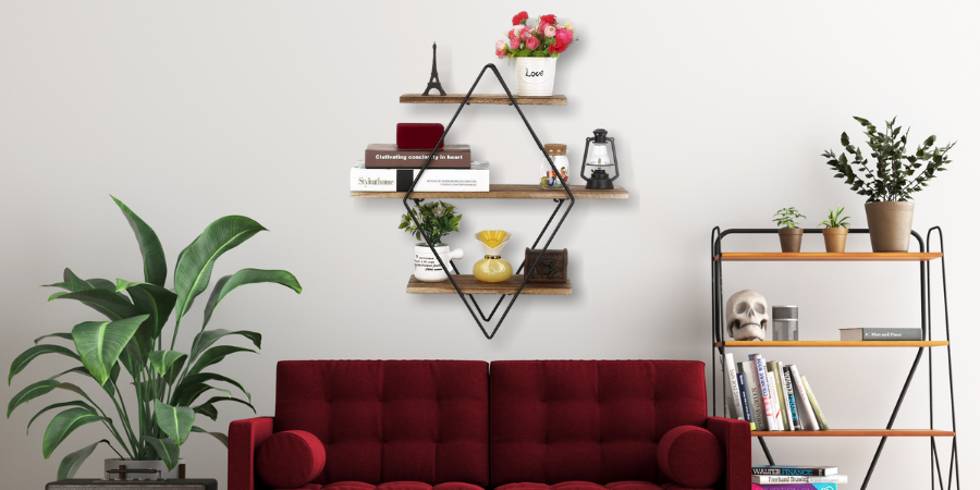 The 10 Best Floating Wall Shelves For Your Space Wall Charmers