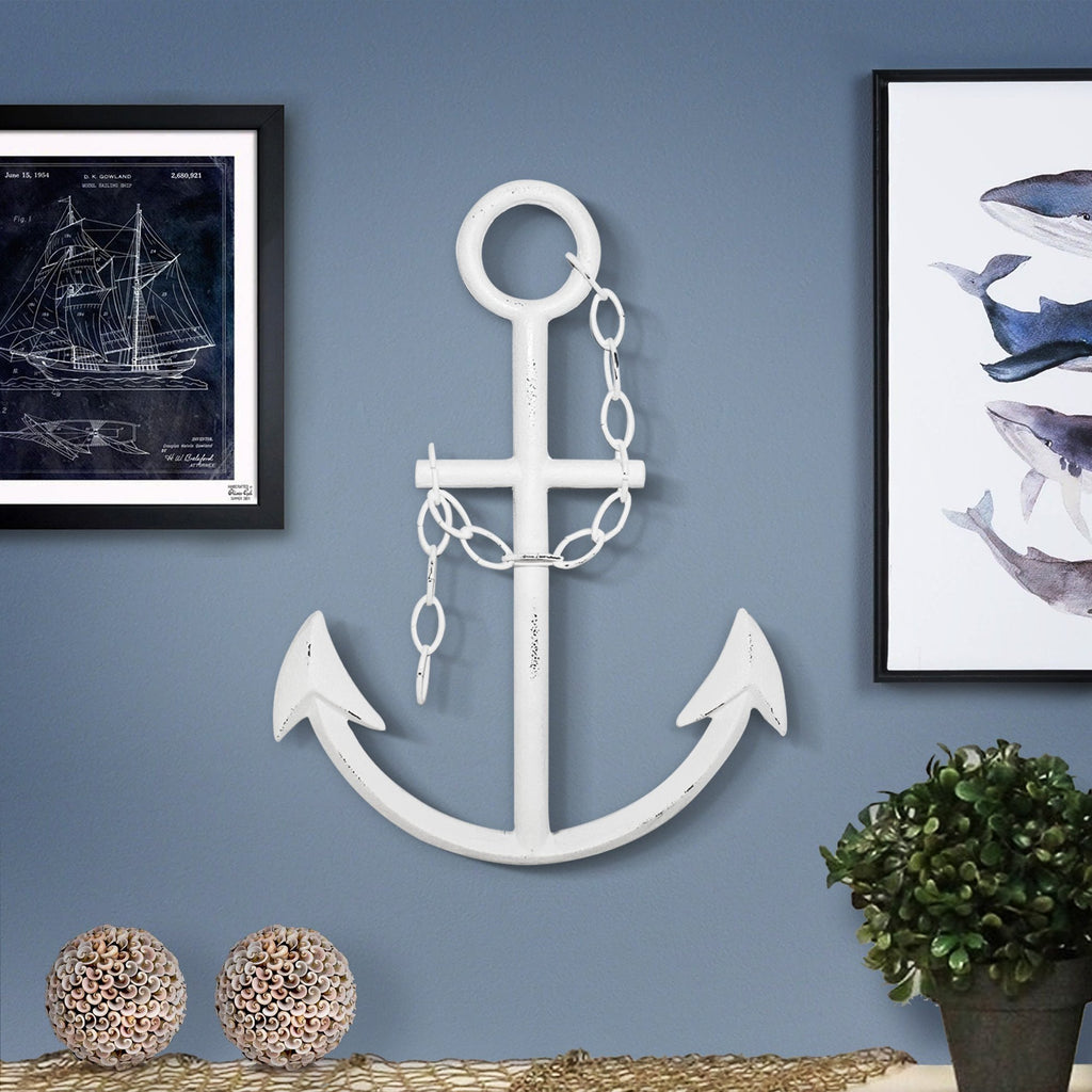 White Anchor, 16""