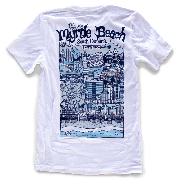 Myrtle Beach (The One & Only) Unisex T-Shirt
