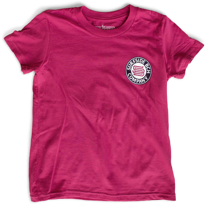 Surfside Bch Company (Seal) Youth T-Shirt