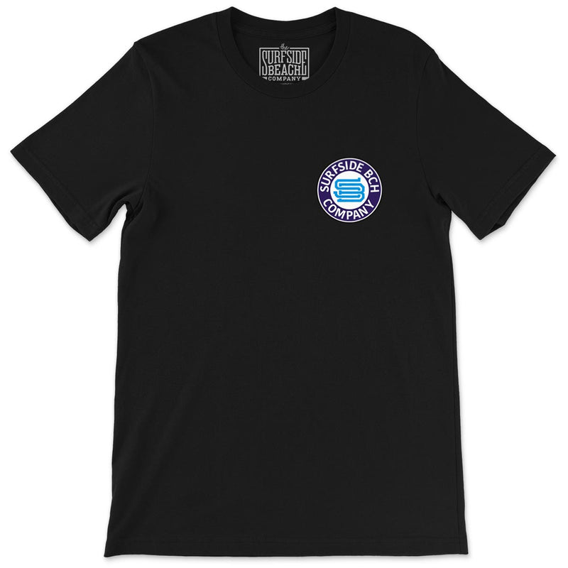 Garden City Beach, SC (UFO House) Unisex T-Shirt