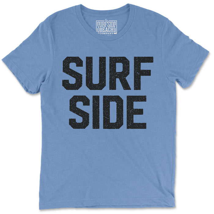 SURF SIDE (block party) Unisex T-Shirt