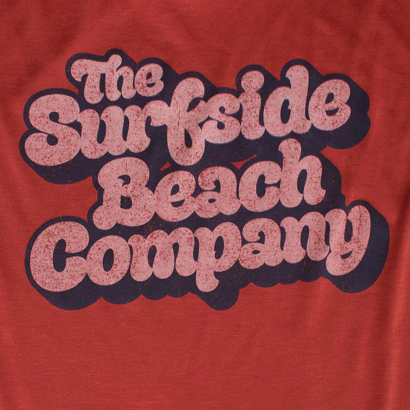 The Surfside Beach Company (Yummy Bubble) Women's Muscle Tank