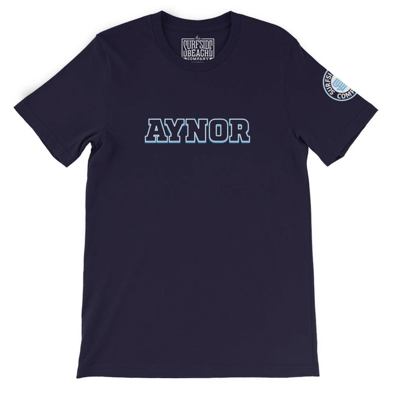 Aynor (Color Block) Unisex T-Shirt