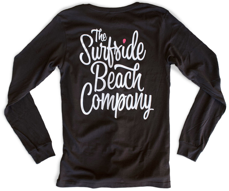 The Surfside Beach Company (Bewitched) Unisex Long-Sleeved T-Shirt