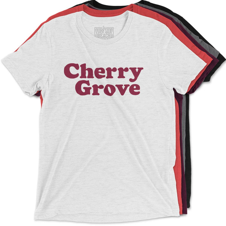 Cherry Grove (Cooper Cream) Unisex T-Shirt