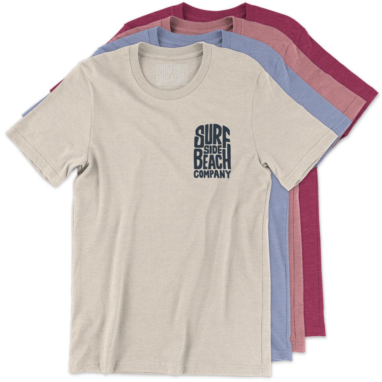 Surfside Beach Company (Archway) Unisex T-Shirt