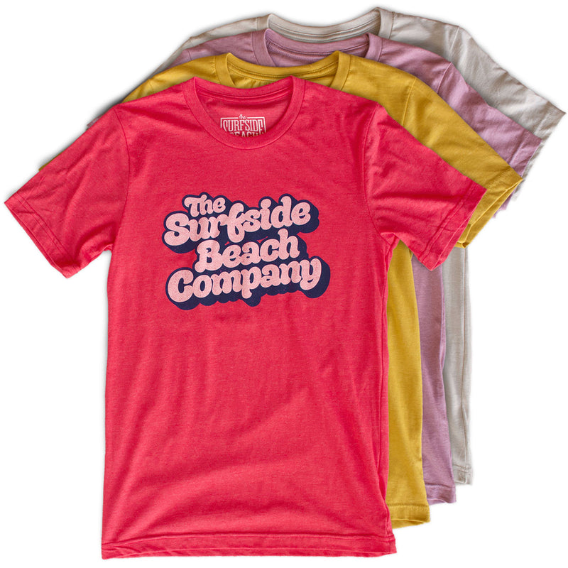 The Surfside Beach Company (Yummy Bubble) premium T-shirts