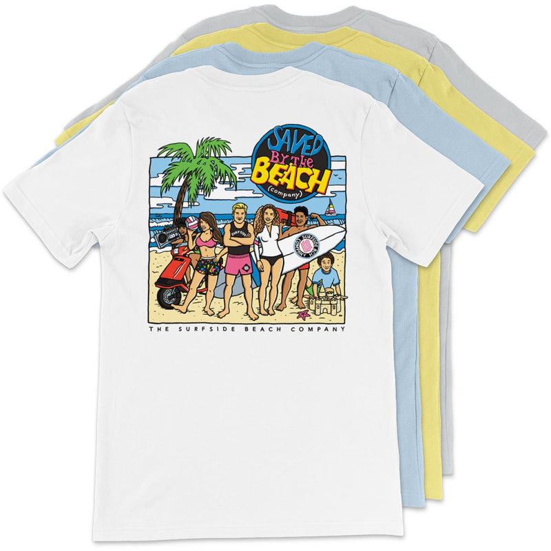 Saved by the Beach (Company) Unisex T-Shirt