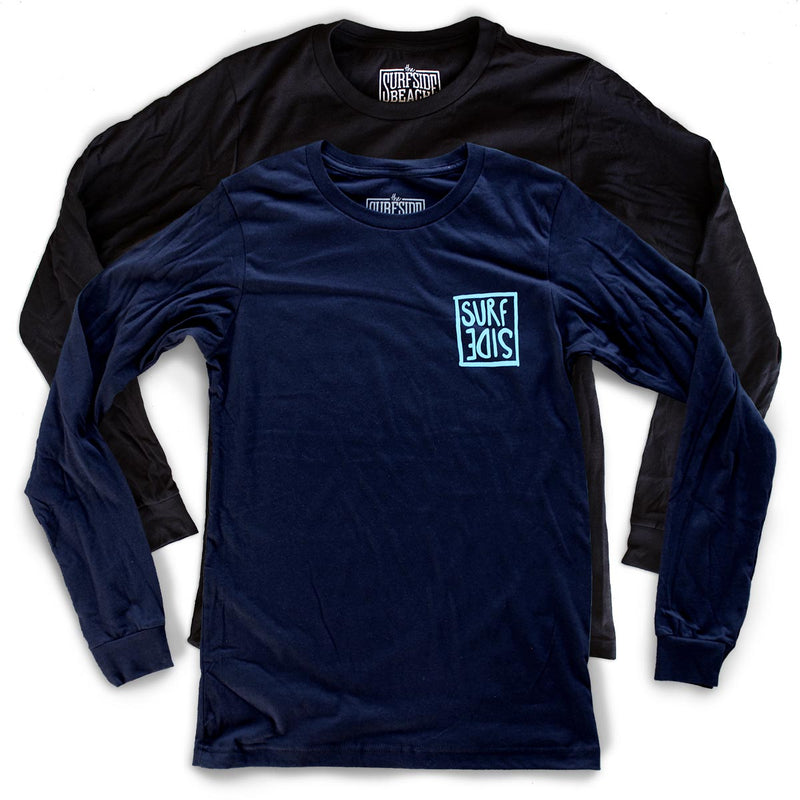 Surf Side (flipt) premium long-sleeved T-shirts front
