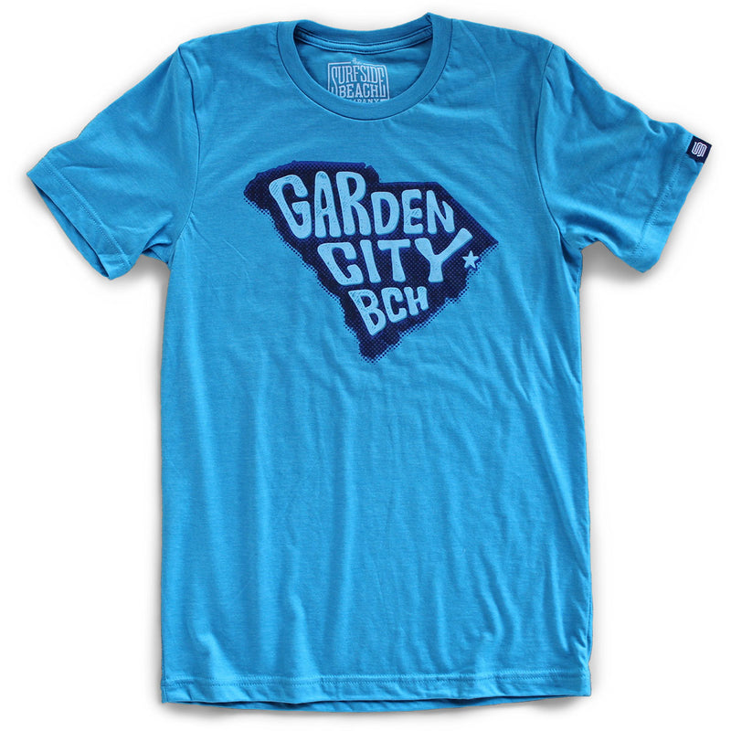 Garden City Beach premium T-shirt