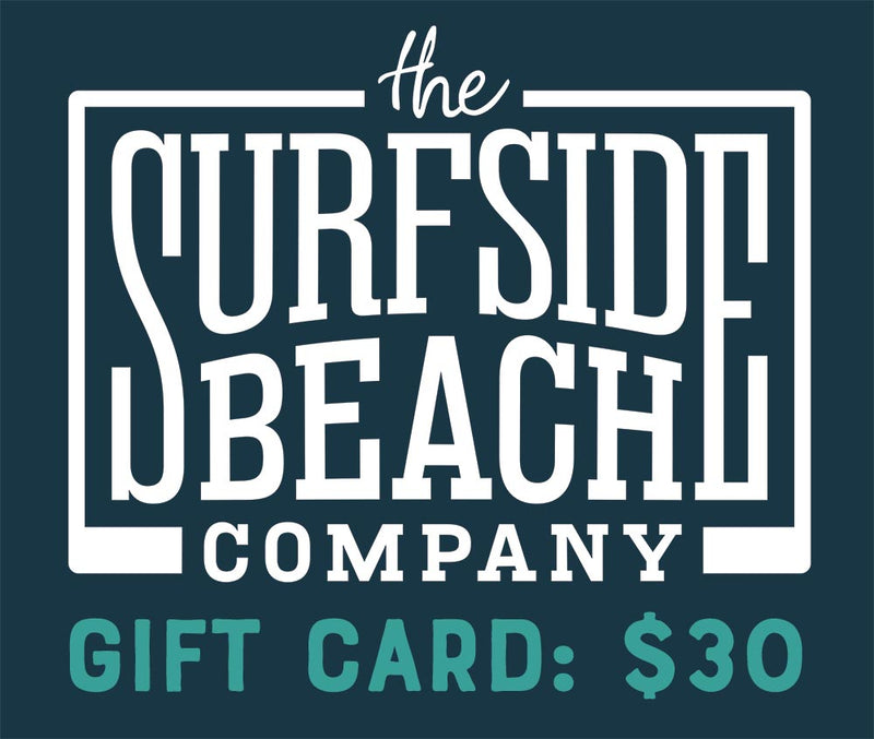 Surfside Beach Company Gift Card