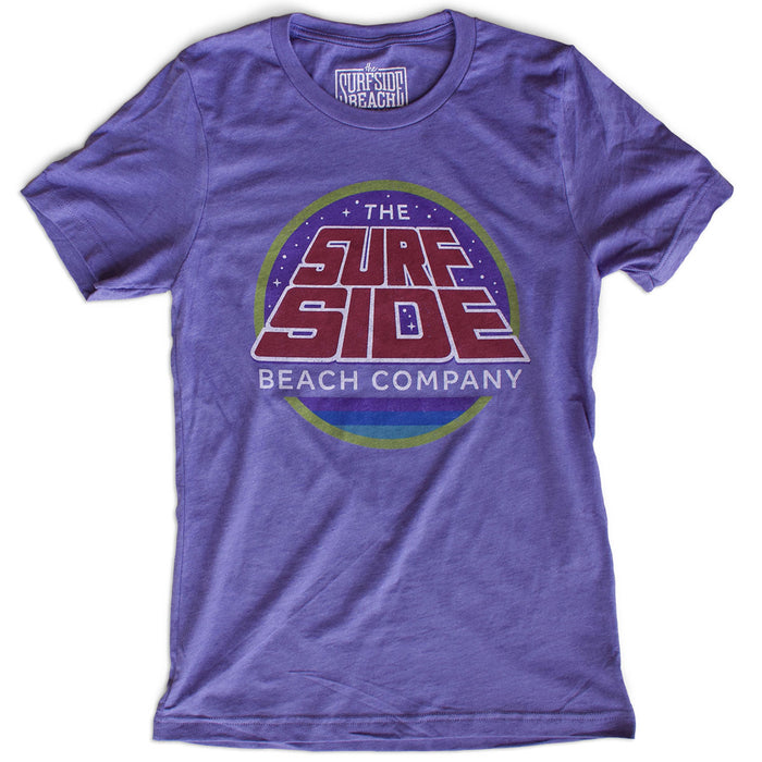 The Surfside Beach Company (Galaxy) Unisex T-Shirt