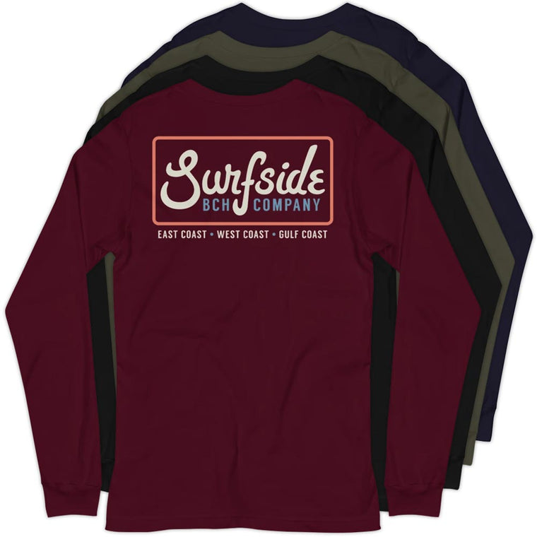 Surfside Bch Company (AUS): Unisex Long-Sleeved T-Shirt
