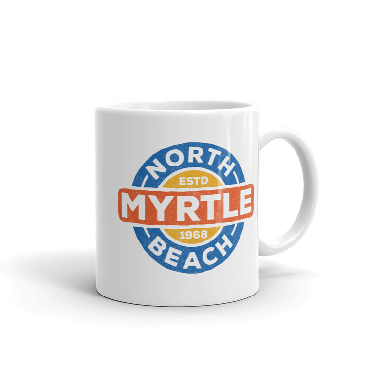 North Myrtle Beach (Seal) Coffee Mug