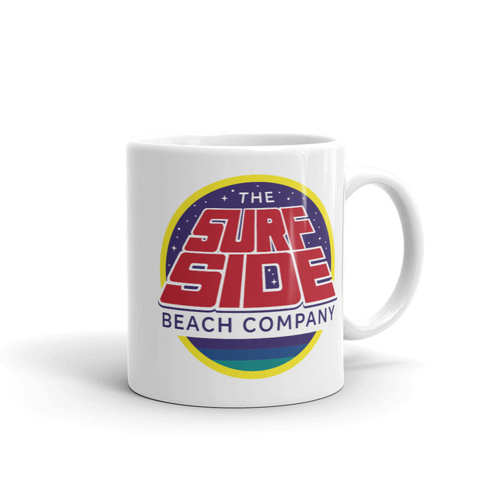 The Surfside Beach Company (Galaxy) Coffee Mug