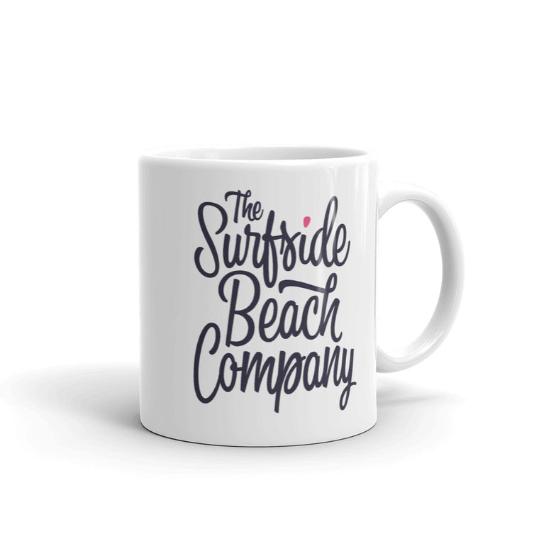 The Surfside Beach Company (Bewitched) Coffee Mug