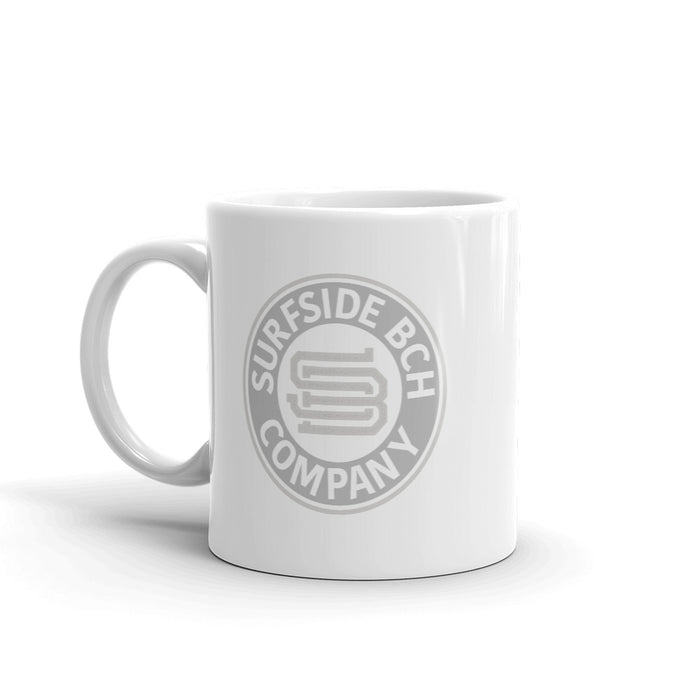 Surfside Beach, SC (Circle State) Coffee Mug