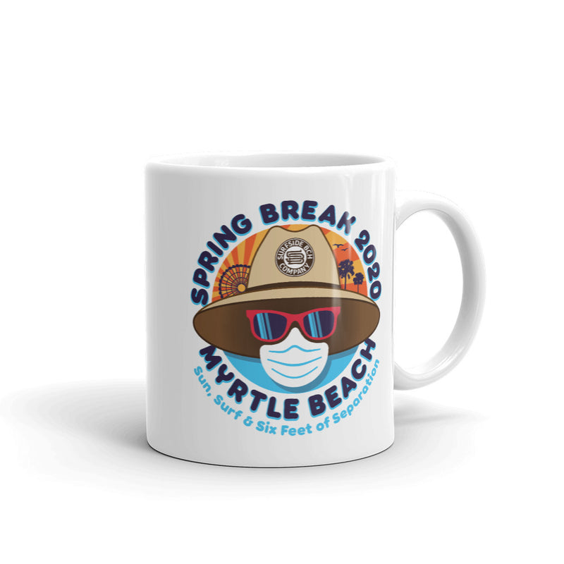Spring Break 2020 (Myrtle Beach) Coffee Mug