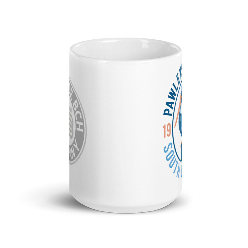 Pawleys Island South Carolina (1938): Coffee Mug