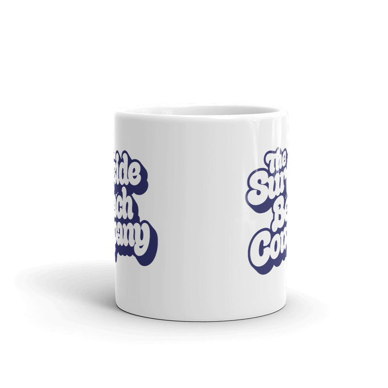 The Surfside Beach Company (Yummy Bubble) Coffee Mug