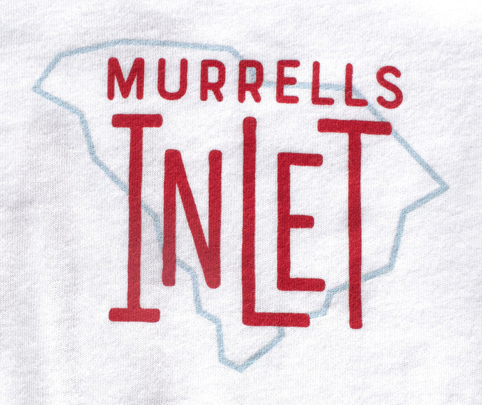Murrells Inlet premium long-sleeved T-shirt front zoom