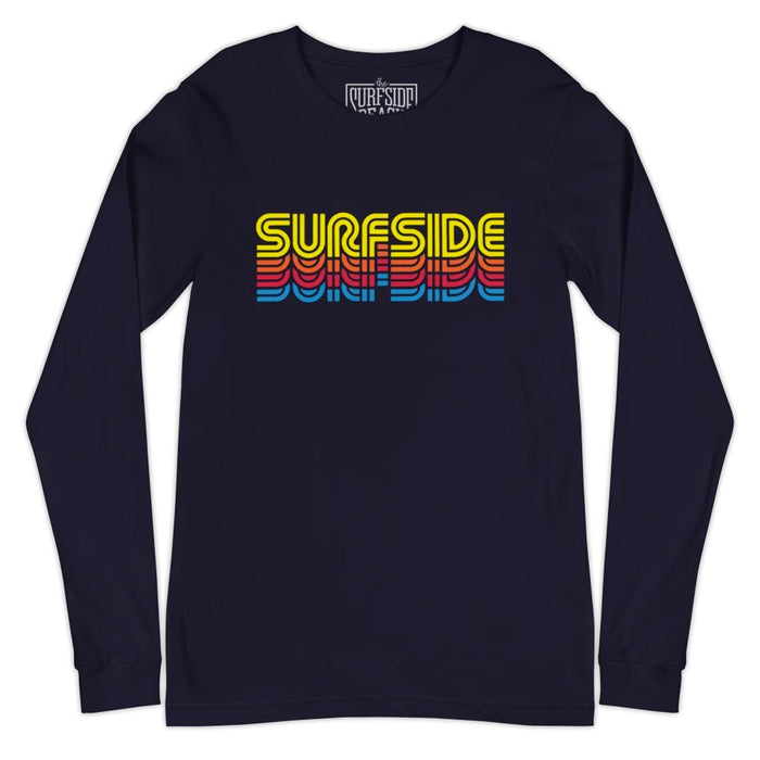 Surfside (Arcade) Unisex Long-Sleeved T-Shirt