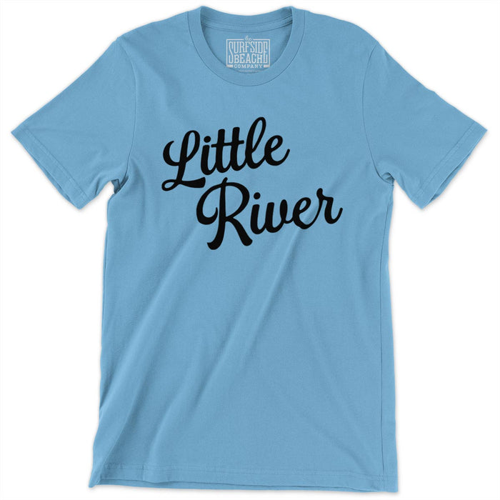 Little River (Vintage Seaboard) Unisex T-Shirt