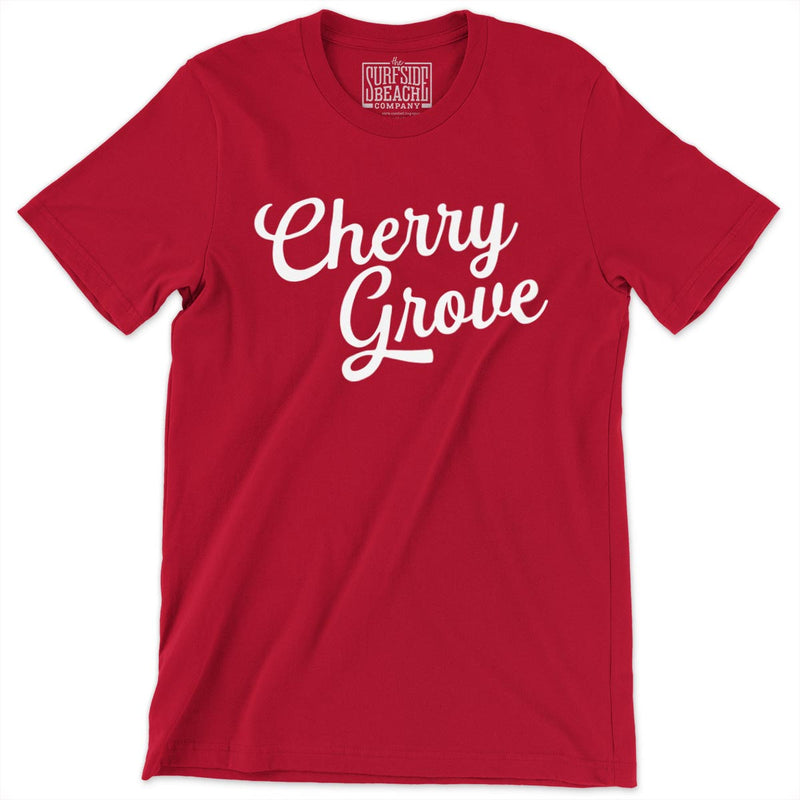 Cherry Grove (Vintage Seaboard) Unisex T-Shirt