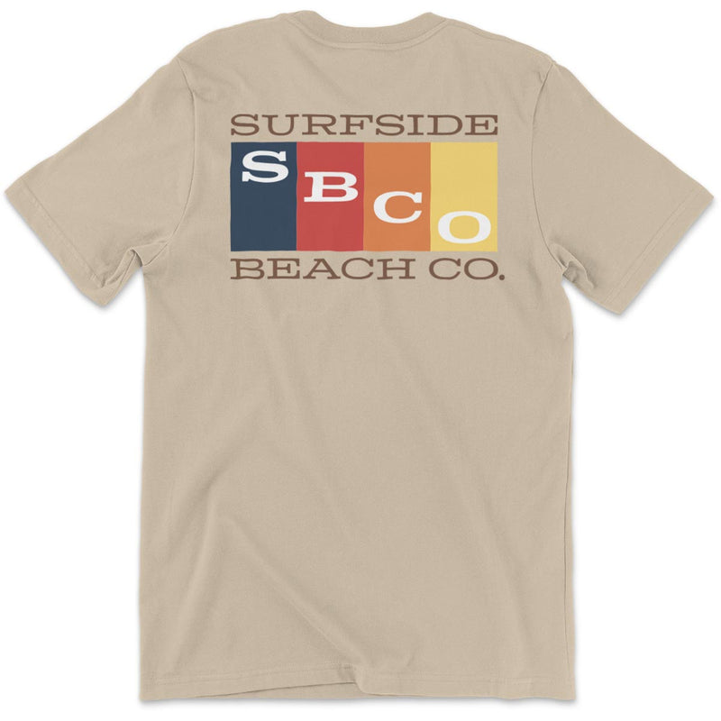Surfside Beach Co. (Block-45): Unisex T-Shirt