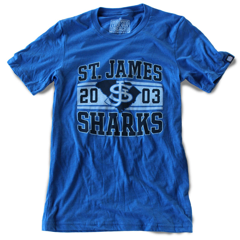 St. James Sharks (Murrells Inlet) T-shirt