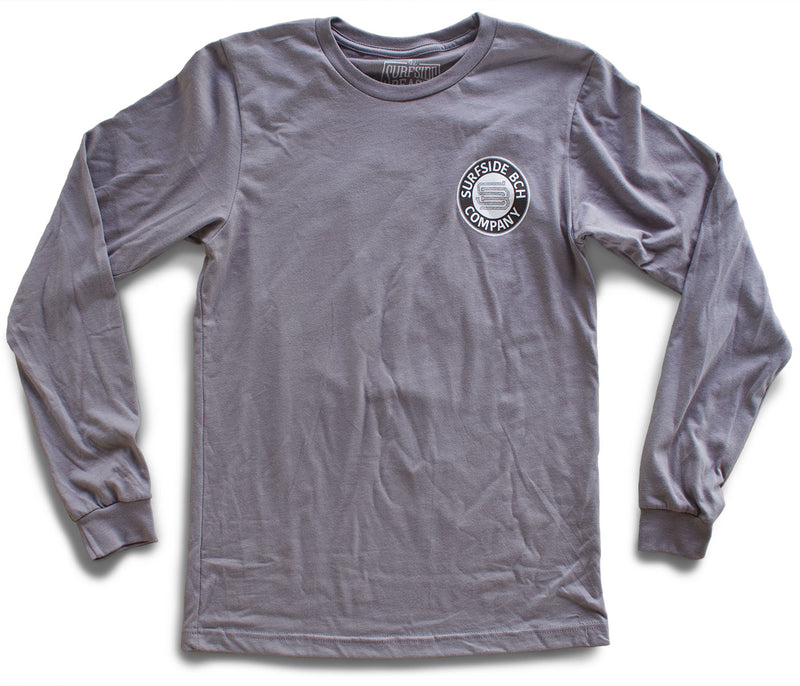 Surfside Bch Company (Seal) Unisex Long-Sleeved T-Shirt