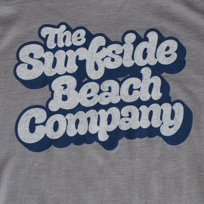 The Surfside Beach Company (Yummy Bubble) premium women's storm T-shirt zoom