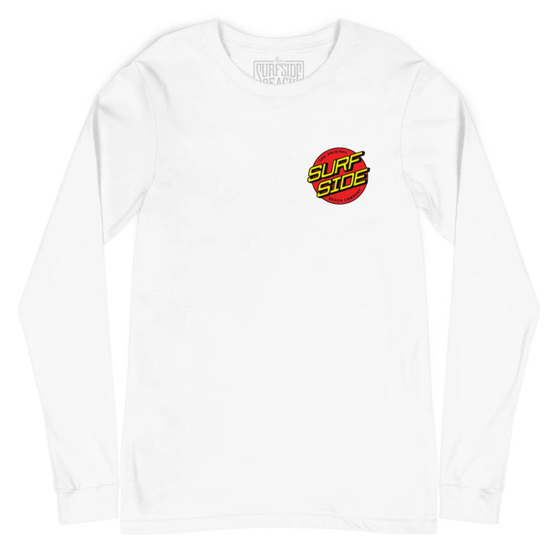 The Original Surfside Beach Company: Unisex Long-Sleeved T-Shirt