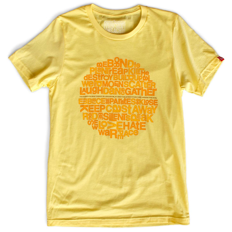 Under the Sun (To Everything There is a Season) Unisex T-Shirt