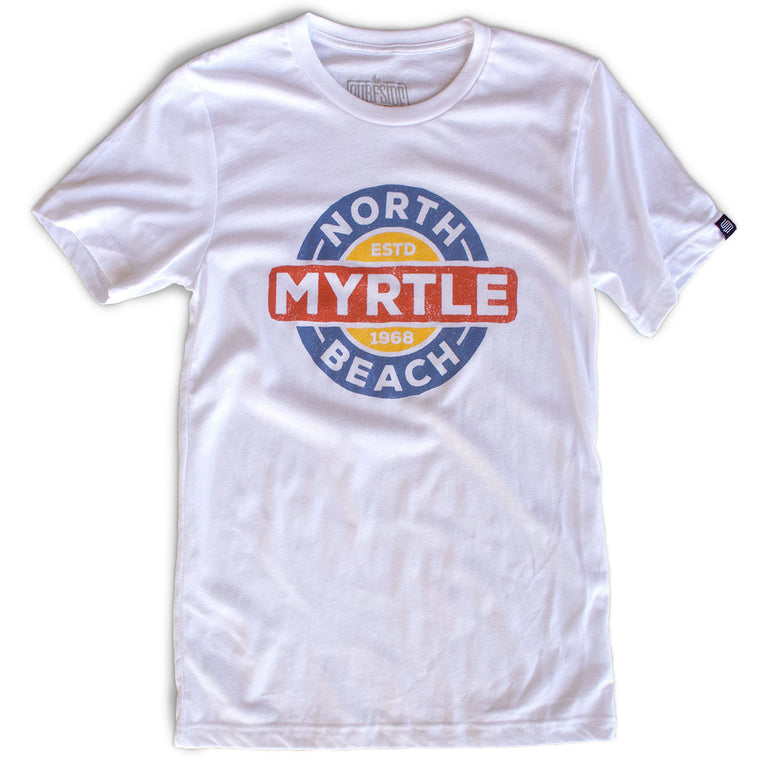 North Myrtle Beach (Seal) Unisex T-Shirt