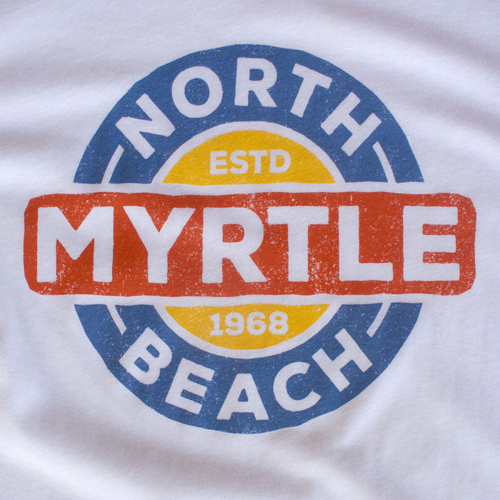 North Myrtle Beach (Seal) premium T-shirt zoom