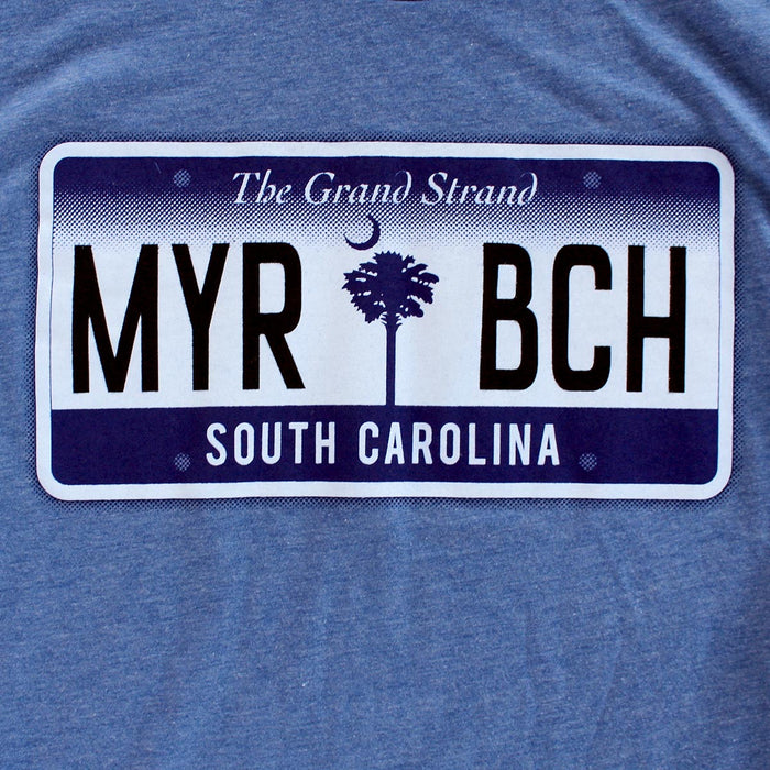 MYR BCH (License Plate) Unisex T-Shirt