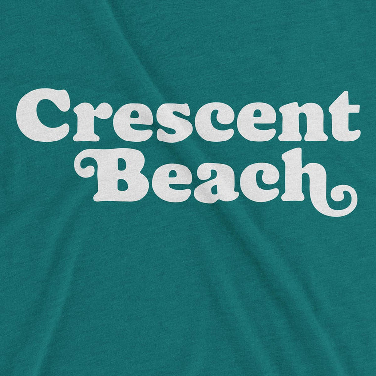 Crescent Beach (Cooper Cream) Unisex T-Shirt