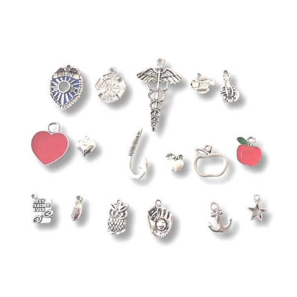 Add on a Charm - Hand to Heart Jewelry