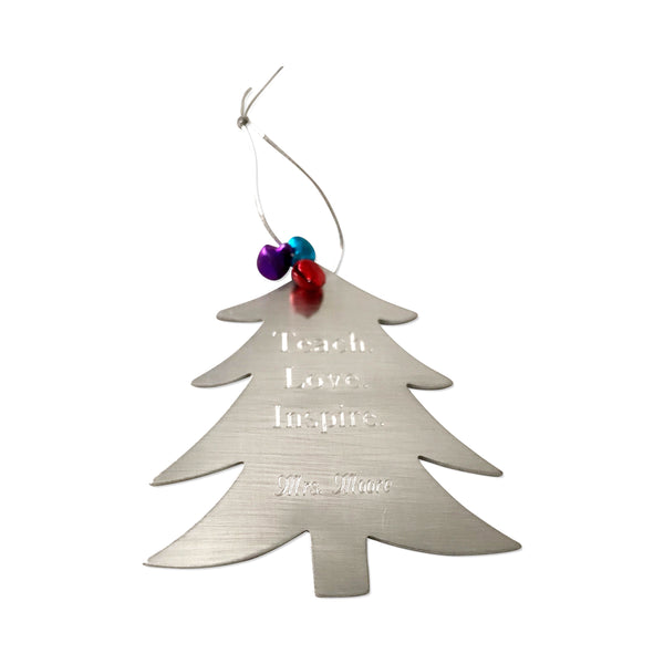 Small Tree Ornament - Hand to Heart Jewelry