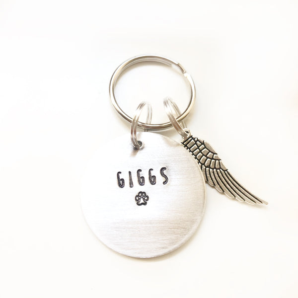 Pet Loss Keychain