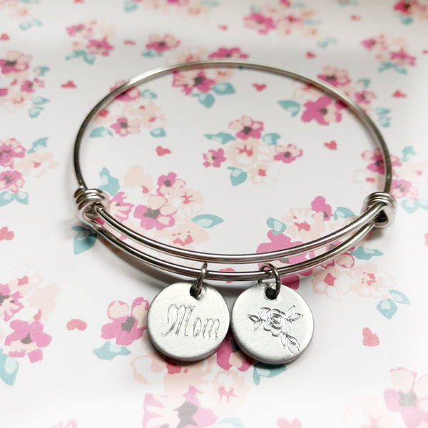 Mother's Day Bracelet - Limited Time Listing - Hand to Heart Jewelry